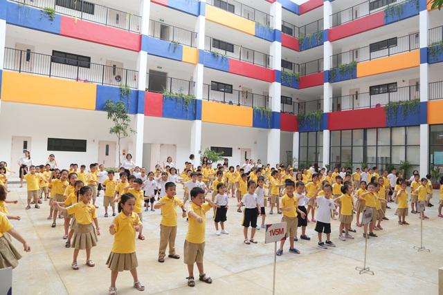 Tập đoàn Bách Việt ra mắt hệ thống giáo dục Vietschool