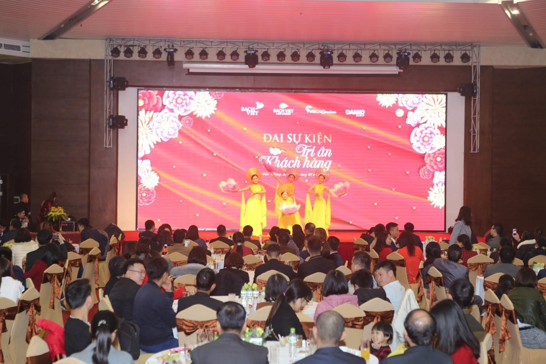 Tập đoàn Bách Việt tổ chức Đại sự kiện tri ân khách hàng