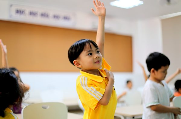 VnExpress: Mô hình Giáo dục Khai phóng tại trường Vietschool