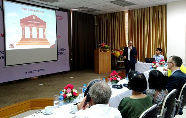 Giáo dục Việt Nam cần một triết lý đúng đắn dẫn đường